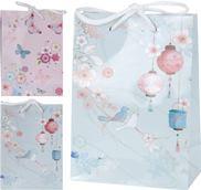 Darčeková taška - jarný motív