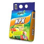 Hnojivo minerálne NPK 3 kg / AGRO