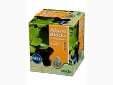 Algae Block + dávkovač, stojan 84 ks / 122423