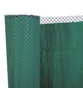 Obojstranné oplotenie zelené, 1,5 x 5 m / 6050382