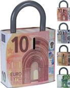 Pokladnička taška eurobankovka