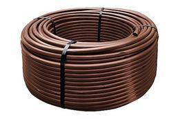 Kvapkovacie potrubie s kvapkovačmi 16 mm hnedá