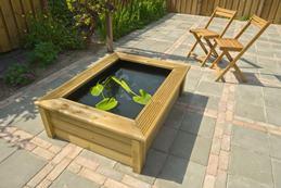 Quadro wood II, drevený rám / 1311007