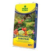 Substrát PrimaFlora záhradnícky 40 l / R100/32