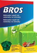 BROS - náplň do nástrahy na slimáky 5 ml