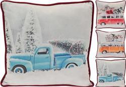 Vankúš zimné autá / ZIM 219122