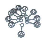 Plastické fixačné krúžky / 6040148