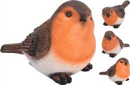 Vtáčik, oranžový