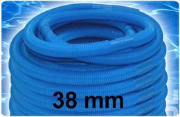 PM-Plávajúca hadica d38, modrá