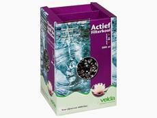 SET - Aktívny uhlíkový filter, stojan 24 ks