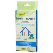ŽUMPY A SEPTIKY - SeptiClean 50 g