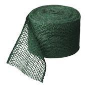 Jutová stuha zelená / 6040525