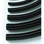 Čierna vrúbkovaná hadica 32 mm / 1353007