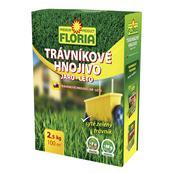Trávnikové hnojivo Jar-Leto 2,5 kg , FLORIA / F240/11