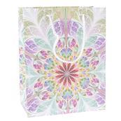 Darčeková taška, kaleidoskop - kvet