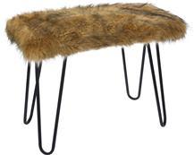 Kožušinová stolička, obdÍžniková / CR 208899