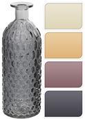 Váza, ozdobné sklo, farebná, veľká / CR 491097