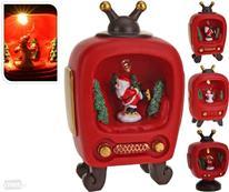 Vianočná dekorácia televízia / ZIM 207281