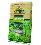 Substrát bylinková záhradka 10 l, NATURA / N100/07
