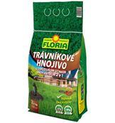Hnojivo trávnikové s odpudzujúcim účinkom proti krtom 2,5 kg, FLORIA / F240/07