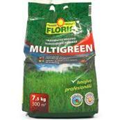 Hnojivo trávnikové dlhodobo pôsobiace Multigreen 7,5 kg, FLORIA / F250/07