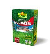 Hnojivo trávnikové dlhodobo pôsobiace Multigreen 2,5 kg, FLORIA / F250/06