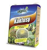 Substrát na kaktusy a sukulenty 5 l, AGRO / A100/130