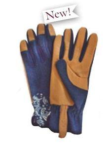 Pracovné, modré rukavice / GSG12
