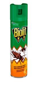 Biolit - proti lezúcemu hmyzu 400 ml
